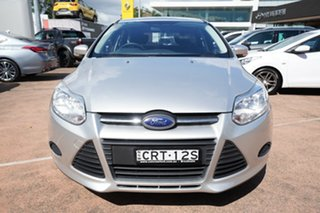 2013 Ford Focus LW MK2 Upgrade Ambiente Silver 6 Speed Automatic Hatchback
