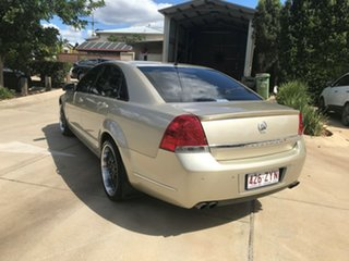 2008 Holden Statesman WM Gold 6 Speed Sports Automatic Sedan
