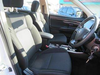 2019 Mitsubishi Outlander ZL MY19 ES AWD White 6 Speed Constant Variable Wagon