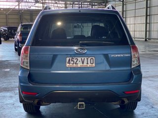 2008 Subaru Forester S3 MY09 XS AWD Premium Blue 4 Speed Sports Automatic Wagon