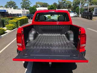 2020 Volkswagen Amarok 2H MY20 TDI420 4MOTION Perm Core Red 8 Speed Automatic Utility