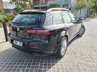 2011 Alfa Romeo 159 (No Series) JTD Ti Black Sports Automatic Wagon
