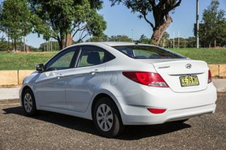 2015 Hyundai Accent RB2 MY15 Active 4 Speed Sports Automatic Sedan
