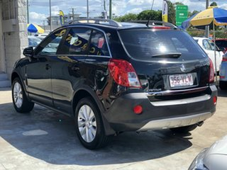 2014 Holden Captiva CG MY15 5 LT Black 6 Speed Sports Automatic Wagon.