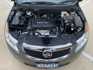 2012 Holden Cruze JH Series II MY13 CD Grey 6 Speed Sports Automatic Hatchback