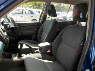 2004 Toyota RAV4 ACA23R CV Blue 5 Speed Manual Wagon
