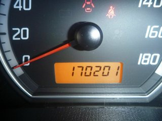 2008 Suzuki Swift RS415 GLX Blue 4 Speed Automatic Hatchback.