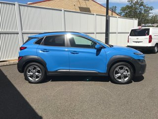 2020 Hyundai Kona Os.v4 MY21 Elite 2WD 8 Speed Constant Variable Wagon.