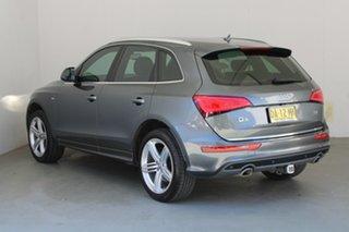2015 Audi Q5 8R MY16 TDI S Tronic Quattro Grey 7 Speed Sports Automatic Dual Clutch Wagon.