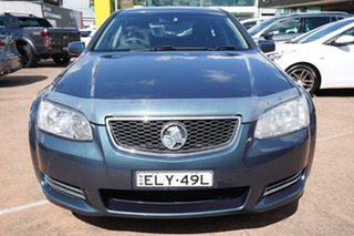 2013 Holden Commodore VE II MY12.5 Omega Blue 6 Speed Automatic Sportswagon