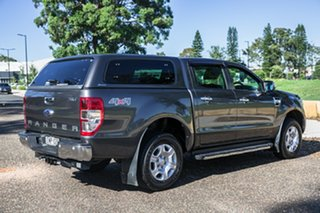 2017 Ford Ranger PX MkII 2018.00MY XLT Double Cab Magnetic 6 Speed Manual Utility