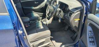 2012 Hyundai i30 GD Active Atlantic Blue 6 Speed Sports Automatic Hatchback