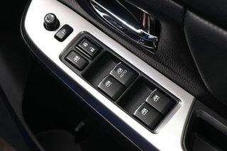 2016 Subaru WRX V1 MY16 Premium AWD WR Blue 6 Speed Manual Sedan