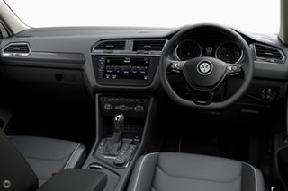 2020 Volkswagen Tiguan 5N MY21 140TDI Highline DSG 4MOTION Allspace White 7 Speed.