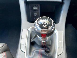 2020 Hyundai i30 PD.V4 MY21 N Line Phantom Black 6 Speed Manual Hatchback