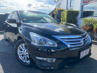 2013 Nissan Altima L33 ST X-tronic Black 1 Speed Constant Variable Sedan.
