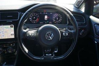 2018 Volkswagen Golf 7.5 MY18 R DSG 4MOTION Black 7 Speed Sports Automatic Dual Clutch Hatchback