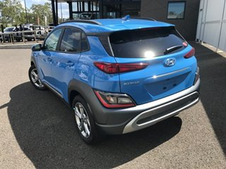 2020 Hyundai Kona Os.v4 MY21 Elite 2WD 8 Speed Constant Variable Wagon