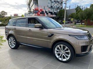 2018 Land Rover Range Rover Sport L494 SE Brown Sports Automatic SUV