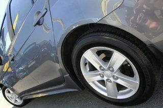 2007 Mitsubishi Lancer CJ MY08 VR Effect Grey Pearl/black 6 Speed Constant Variable Sedan