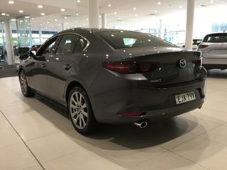 2020 Mazda 3 BP2SLA G25 SKYACTIV-Drive Astina Grey 6 Speed Sports Automatic Sedan