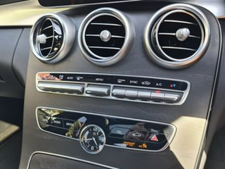 2019 Mercedes-Benz C-Class W205 800MY C43 AMG 9G-Tronic 4MATIC Green 9 Speed Sports Automatic Sedan