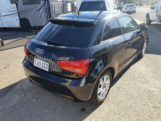 2011 Audi A1 8X MY11 Ambition Black 6 Speed Manual Hatchback