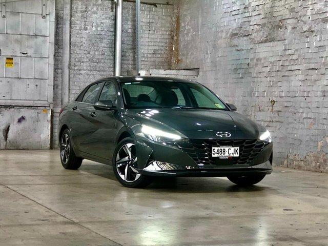 Used Hyundai i30 CN7.V1 MY21 Active Mile End South, 2020 Hyundai i30 CN7.V1 MY21 Active Grey 6 Speed Sports Automatic Sedan