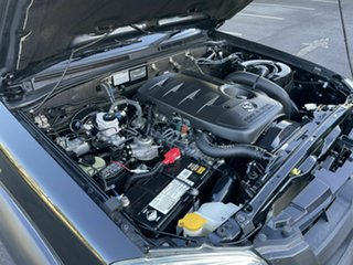 2009 Mazda BT-50 UN DX Black 5 Speed Manual Dual Cab