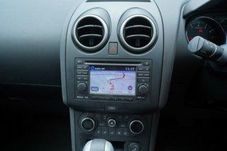 2012 Nissan Dualis J10 Series 3 +2 TI (4x2) Grey 6 Speed CVT Auto Sequential Wagon