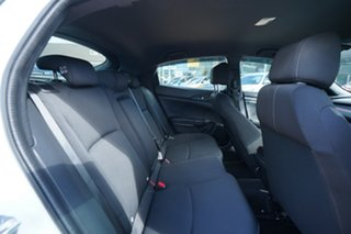 2017 Honda Civic MY17 VTi-S White Continuous Variable Hatchback