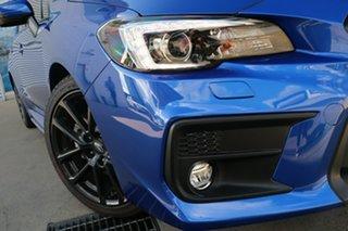 2020 Subaru WRX MY20 (AWD) WR Blue Continuous Variable Sedan.