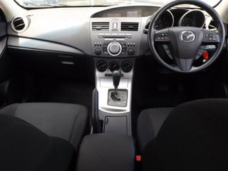 2011 Mazda 3 BL10F1 MY10 Neo Activematic Aluminium 5 Speed Sports Automatic Hatchback.