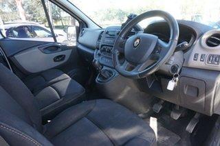 2015 Renault Trafic X82 66KW Low Roof SWB White 6 Speed Manual Van