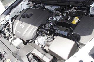 2020 Mazda CX-5 KF4WLA Akera SKYACTIV-Drive i-ACTIV AWD Snowflake White 6 Speed Sports Automatic