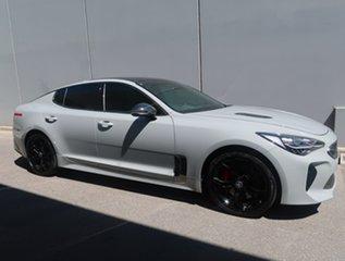 2018 Kia Stinger CK MY18 GT Fastback Grey 8 Speed Sports Automatic Sedan