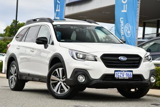 2020 Subaru Outback B6A MY20 2.5i-X CVT AWD Crystal White 7 Speed Constant Variable Wagon