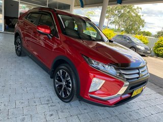 2018 Mitsubishi Eclipse Cross ES Red Constant Variable Wagon