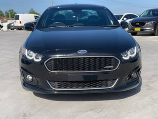 2016 Ford Falcon FG X XR6 Ute Super Cab Black 6 Speed Manual Utility
