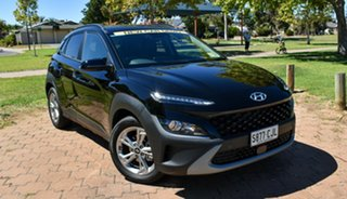 2020 Hyundai Kona Os.v4 MY21 Active 2WD Phantom Black 8 Speed Constant Variable Wagon.