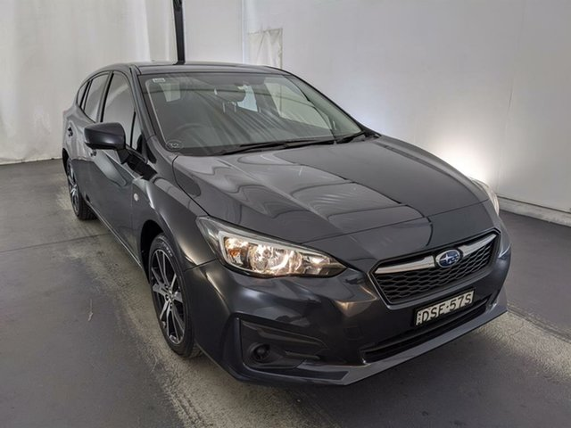Used Subaru Impreza G5 MY17 2.0i CVT AWD Maryville, 2017 Subaru Impreza G5 MY17 2.0i CVT AWD Grey 7 Speed Constant Variable Hatchback