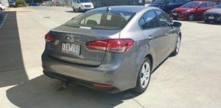 2016 Kia Cerato YD MY17 S Metal Stream 6 Speed Sports Automatic Sedan.