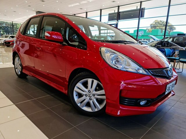 Used Honda Jazz Vibe-S Edwardstown, GE MY14 Vibe-S Hatchback 5dr Auto 5sp 1.5i
