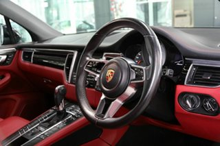 2014 Porsche Macan 95B MY15 S PDK AWD Diesel Black 7 Speed Sports Automatic Dual Clutch Wagon.