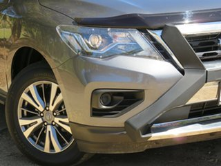 2019 Nissan Pathfinder R52 Series III MY19 ST+ X-tronic 2WD Gun Metallic 1 Speed Constant Variable