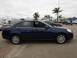 2010 Holden Epica EP MY10 CDX Blue 6 Speed Sports Automatic Sedan.