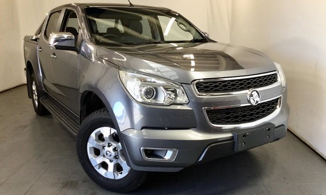 Used Holden Colorado RG MY16 LTZ Crew Cab Elizabeth, 2015 Holden Colorado RG MY16 LTZ Crew Cab Grey 6 Speed Sports Automatic Utility