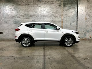 2018 Hyundai Tucson TL3 MY19 Active X 2WD White 6 Speed Automatic Wagon