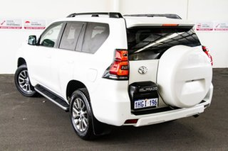 2018 Toyota Landcruiser Prado GDJ150R Kakadu Crystal Pearl 6 Speed Sports Automatic Wagon