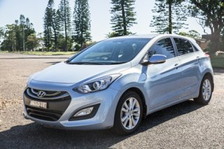 2013 Hyundai i30 GD Elite Clean Blue 6 Speed Sports Automatic Hatchback.